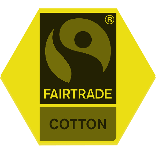 Fairtrade certified cotton