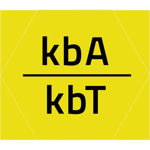 kbA, kbT