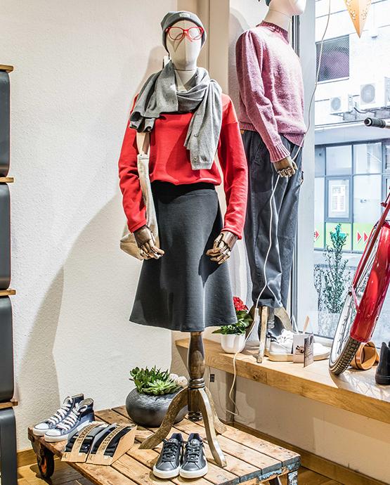 Wertstoff – Sinnvolle Kleidung